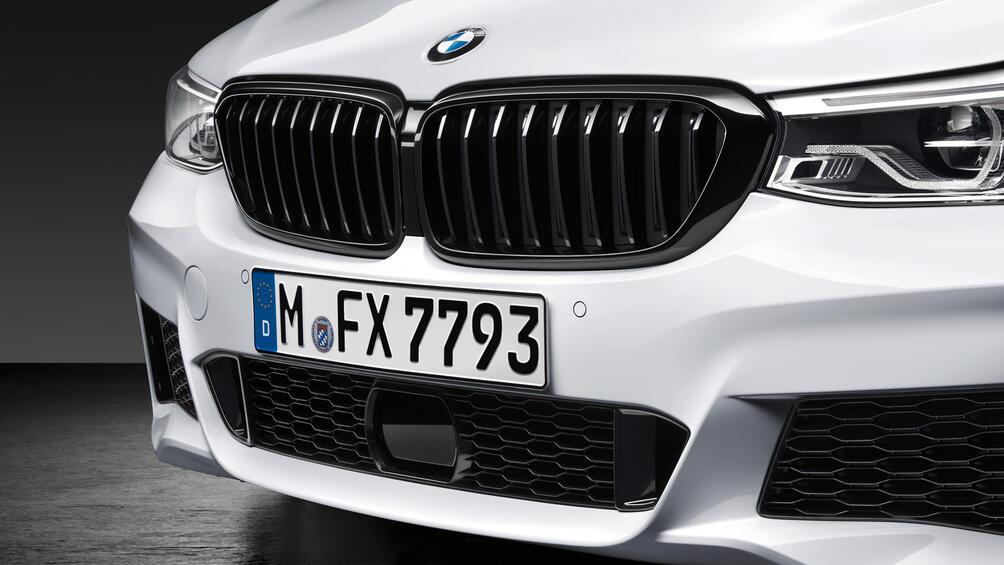 Снимка: Още първите BMW-та 6 Gran Turismo идват с компоненти на M Performence