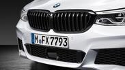 Още първите BMW-та 6 Gran Turismo идват с компоненти на M Performence (СНИМКИ)