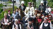 Велико Търново празнува 140 години от Освобождението (СНИМКИ)