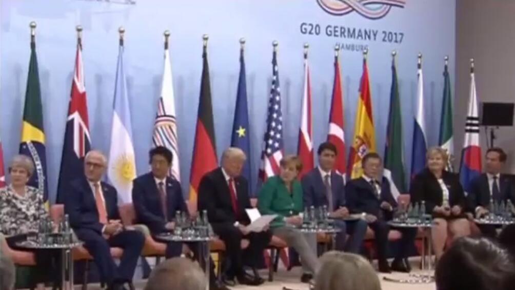 Членовете на Г-20 се споразумяха да поддържат отворени пазари. Това