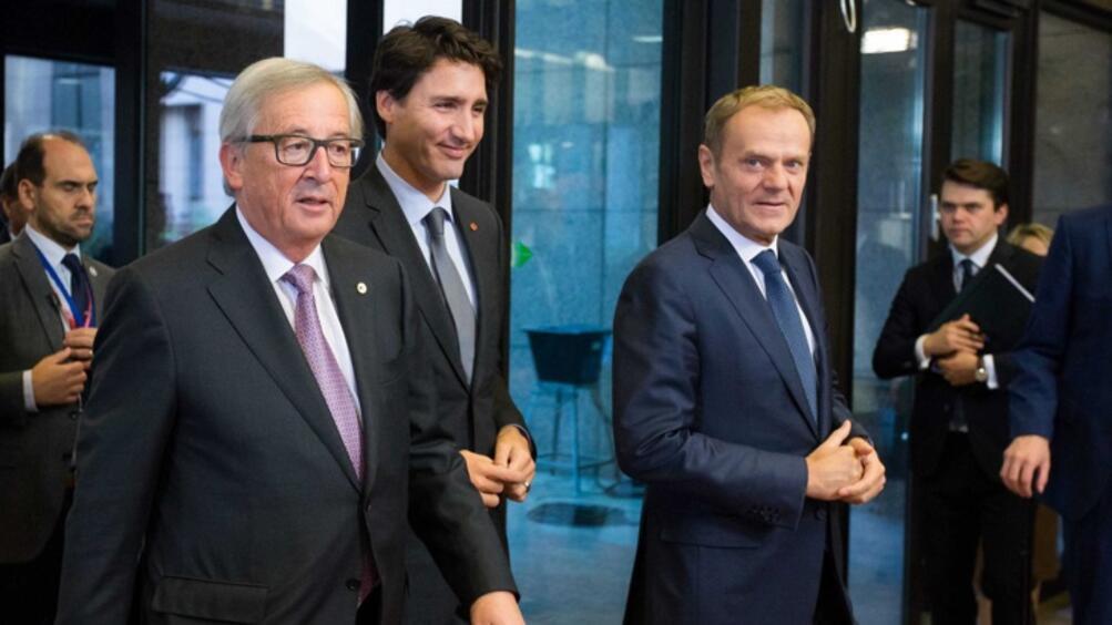 Снимка: ЕС и Канада ще тестват СЕТА още тази есен