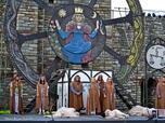 """Фестивалът """"Сцена на вековете"""" – с впечатляващо откритие (СНИМКИ)"""
