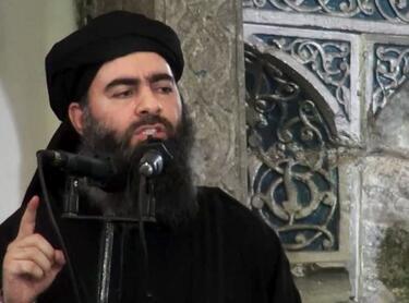 """""""Ислямска държава"""" призна: Ал Багдади е мъртъв"""