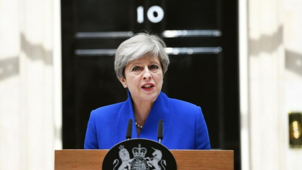Британският премиер Тереза Мей обеща да спечели битката на идеи