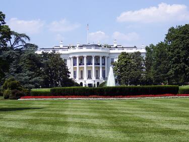 Изненада! Белият дом скочи на Киев