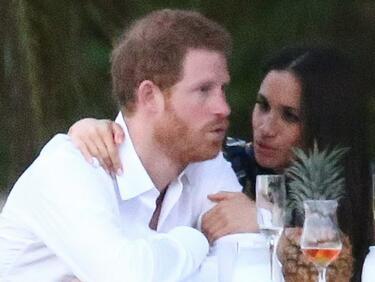 Принц Хари влюбен до уши в актриса, ще се жени?