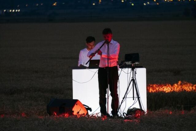 Разгадаха мистерията на житните кръгове край Равно поле (СНИМКИ/ВИДЕО)