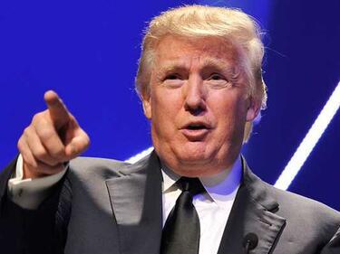 Тръмп от Париж: САЩ въвеждат търговски квоти и тарифи за Германия и Китай