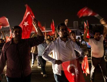 Годишнина след пуча в Турция