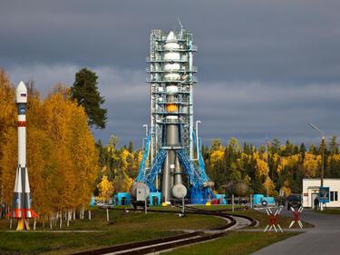 "Руският космодрум ""Плесецк"" става на 60 години"