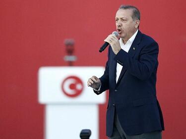 Ердоган: Ще откъснем главите на предателите..., ние сме правова държава