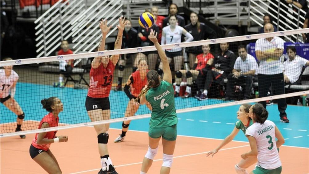 Женският национален отбор по волейбол постигна първа победа във втория