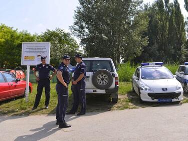 Невиждан полицейски рейд в Сърбия