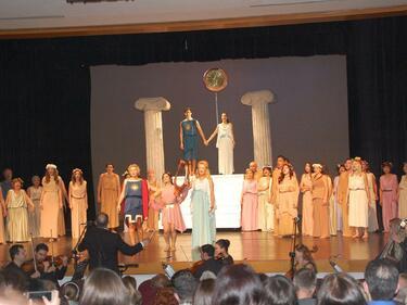 """Римските терми във Варна стават сцена на """"Орфей и Евридика"""""""