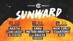 SUNWARD – новата концепция от партита на Cacao Beach