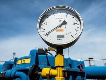 """""""Газпром"""" увеличи износа към Европа с над 12% за половин година"""