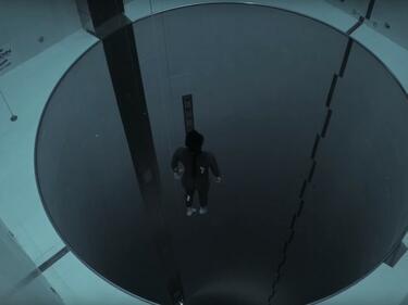 Гмуркане без акваланг до дъното на земята (ВИДЕО)