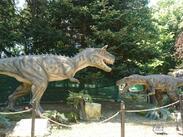 Живи динозаври в морската във Варна (СНИМКИ/ВИДЕО)