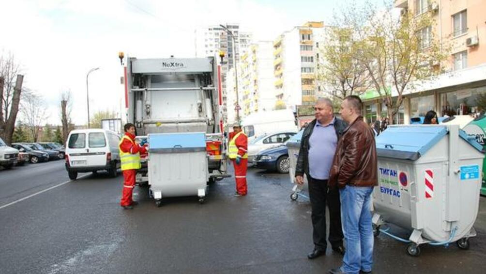 България значително е намалила генерираните битови отпадъци през последните години.