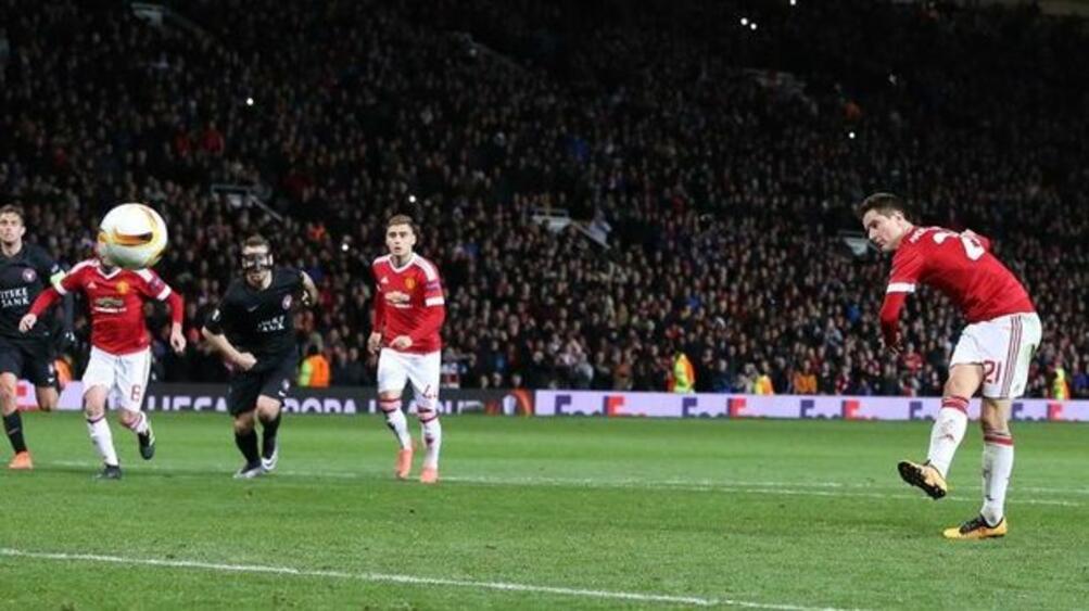 Манчестър Юнайтед надви Реал Мадрид в контролен мач, който се