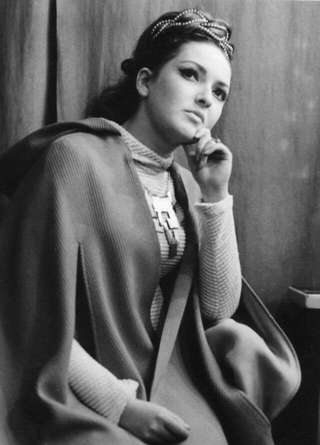 Почина голямата актриса Ванча Дойчева