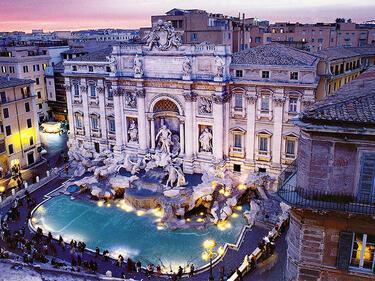 За първи път в историята! Римските фонтани пресъхнаха