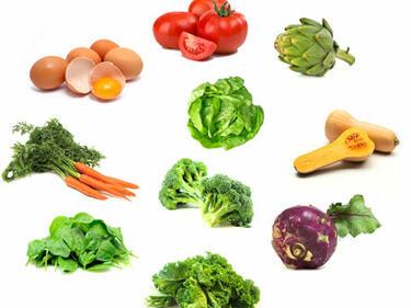 Ето кои храни са полезни за мозъка, очите и сърцето