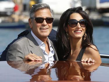 Джорд Клуни бесен на френско списание, ще го съди до дупка (СНИМКИ)