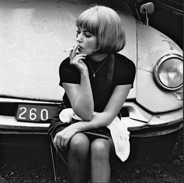 Отиде си иконата на френското кино Жана Моро (СНИМКИ)