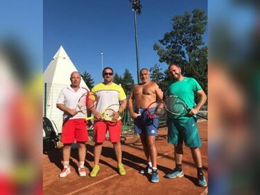 Гол Бойко Борисов взриви мрежата! (СНИМКИ)