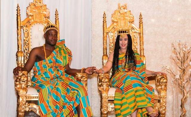 Българката, която стана африканска принцеса (СНИМКИ)