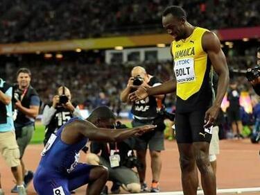 Най-великият момент в историята на леката атлетика(ВИДЕО)