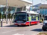 """Електробус започва да превозва пътниците на летище """"София"""""""