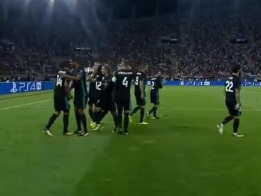 Реал отново е повелителят на Европа