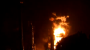 Мощен взрив в офис сграда в Подгорица