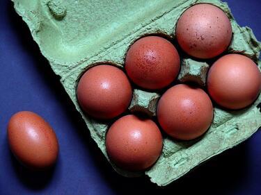 Отровните яйца стигнаха и до Китай