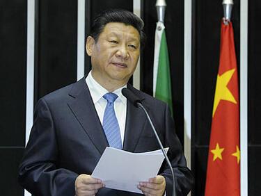 Си Дзинпин призова Тръмп да си мери приказките към Пхенян