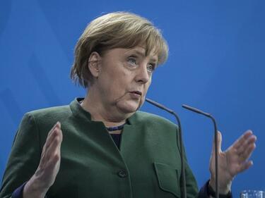 Меркел започна предизборната си кампания