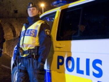 Среднощна стрелба в Швеция, трима са ранени