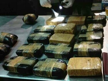 Повече наркотици хващат митничарите тази година