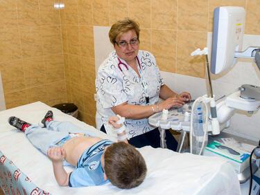 Диета ускорява лечението на летните инфекции при децата