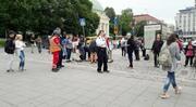 Терор и във Финландия! Арабин кла хора на улицата, има жертви (СНИМКИ/ВИДЕО)