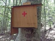Горски аптечки за първа помощ на туристите в планините