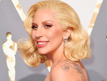 Лейди Гага пусна загадъчно видео с българска народна песен (ВИДЕО)