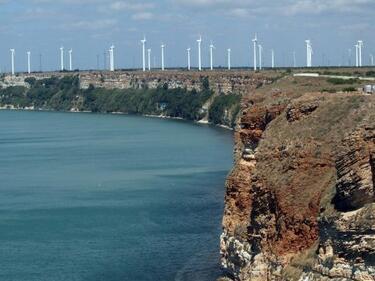 Искат премахване на ветропаркове и голф игрище на Калиакра
