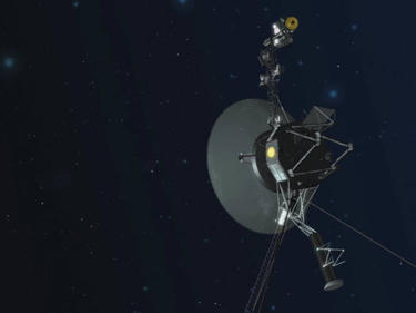 "NASA и Smithsonian честват 40 години ""Вояджър"""