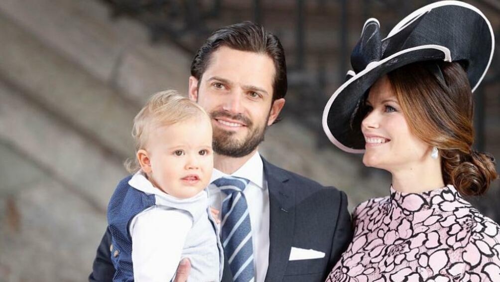 Шведският принц Карл Филипи съпругата му принцесаСофиястанаха родители за втори