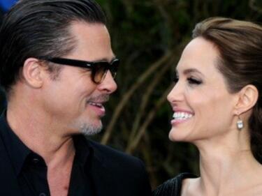 Брад Пит и Анджелина Джоли си дадоха нов шанс