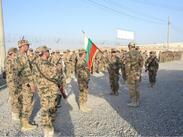 Новият ни батальон застъпи на пост в Афганистан (СНИМКИ)