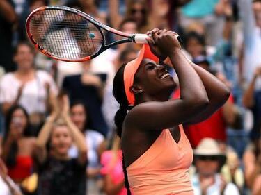 Стивънс-Кийс е женският американски финал на US Open